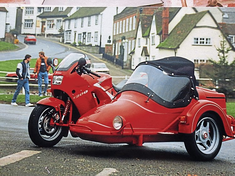 Hedingham sidecars – built with pride in Essex – Old Bike Mart