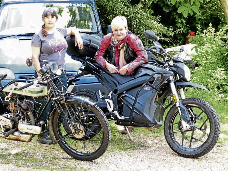 It's vintage to voltage as Julie and Carla plan fundraising