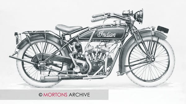 1925 Indian Scout