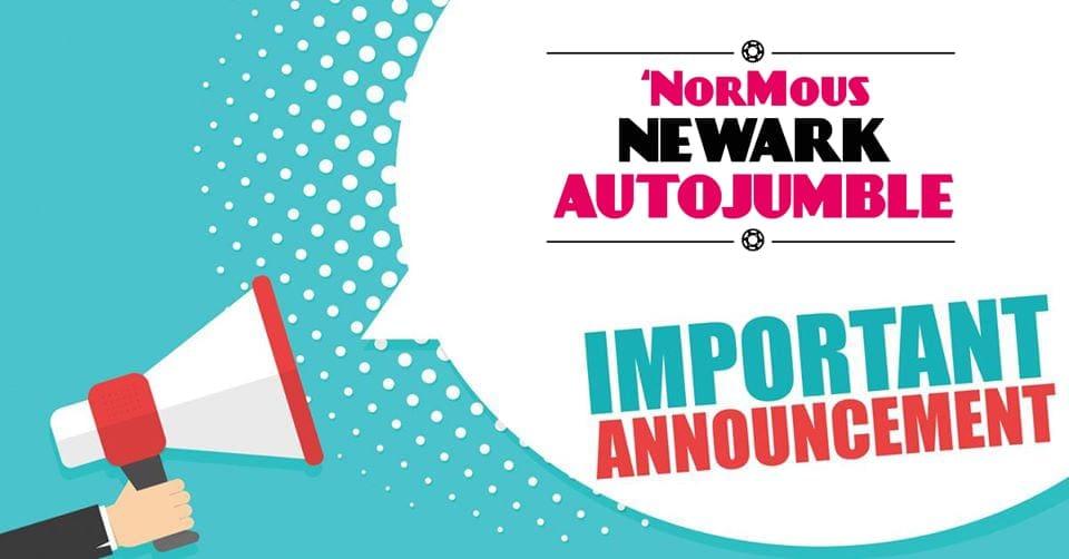 Normous Newark cancelled